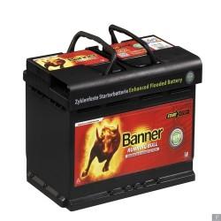 Banner 096 12v 70Ah Stop/Start EFB Battery (570 00) (096EFB) Banner Stop/Start