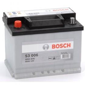 BOSCH 078 56Ah 480 CCA Car Battery