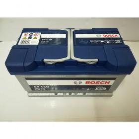 BOSCH 580406074 s4010 611889 110  80Ah 740 CCA 115 Car Battery