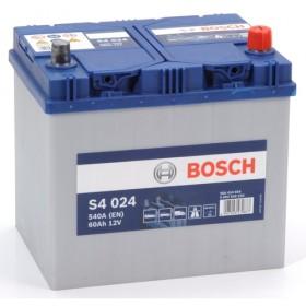 BOSCH S4024 005 60Ah 540 CCA Car Battery