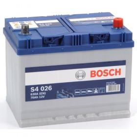 BOSCH 068 70Ah 630 CCA Car Battery