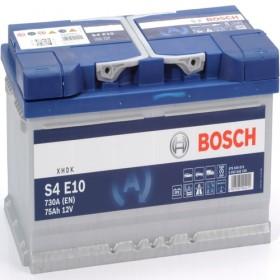 BOSCH 575500073 s4e10 611942 110 75Ah 730 CCA  efb Car Battery