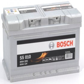 BOSCH 585200080 s5010 612027 110 85Ah 800 CCA 115 Car Battery