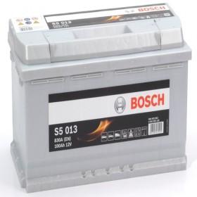 BOSCH 600402083 s5013 612029 019 100Ah 830 CCA Car Battery