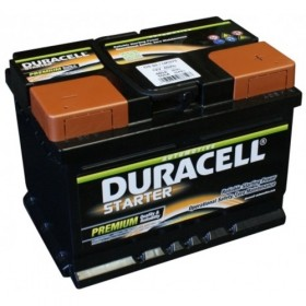 Duracell DS60 Starter Car Battery (075)