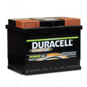 Duracell DS62 Starter Car Battery (027)