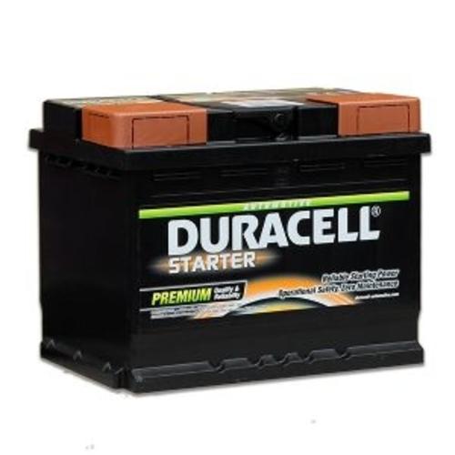 Duracell DS62 Starter Car Battery (027