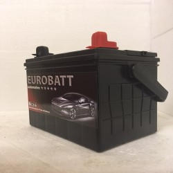 Eurobatt EU895 12v 32Ah 310CCA Ride On Mower / Lawn Tractor Battery
