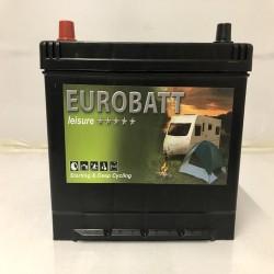 Eurobatt L80 80 amp Leisure Battery