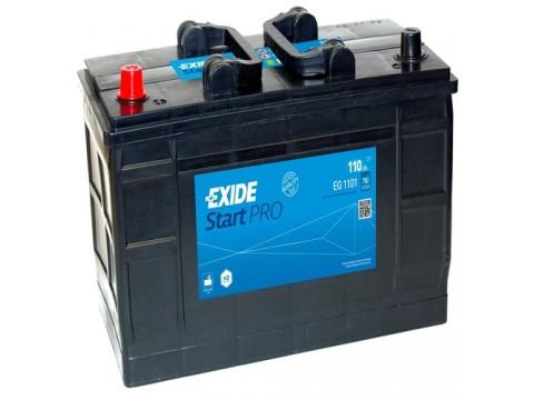 Exide EG1101 12v 110Ah 750CCA Commercial Battery (664) Exide Commercial