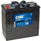 Exide EG1251 12v 125Ah 760CCA Commercial Battery Exide Commercial