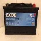 Exide EL700 Stop/Start (096 EFB) Exide Stop/Start
