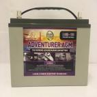 Leoch LAGM-130  12v 130Ah AGM Leisure Battery (lagm130)