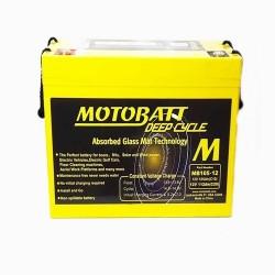 Motobatt MB105-12 12V 105Ah Motorcycle Battery