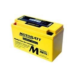 Motobatt MB7U 12V 6Ah Motorcycle Battery
