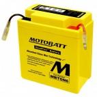 Motobatt MBT6N4 6V 4Ah Battery