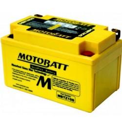 Motobatt MBTZ10S 12V 8Ah Motorcycle Battery