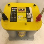 Optima Yellow Top YTR 3.7 (8040-222) (BCI D35) (YTR3.7 AGM) Optima Industrial
