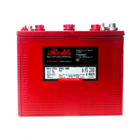 Rolls 6V 6-FS-280 Deep Cycle Battery Rolls Golf Buggy