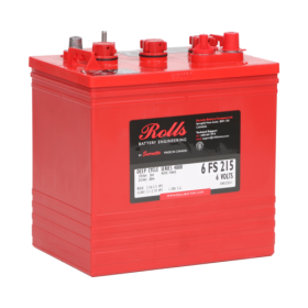 Rolls 6V 6-FS-215 Deep Cycle Battery (6FS215)