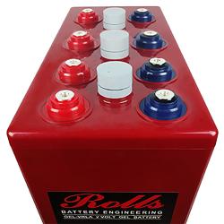 Rolls 2v S2-32400GEL Regulated GEL Battery (S23240GEL)