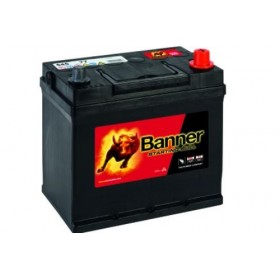 Banner 048 12v 45Ah 300CCA Car Battery (545 77)