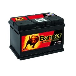 Banner 078 12v 60Ah 4800CCA Car Battery (560 08) (078)