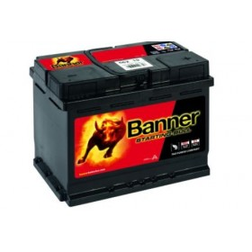 Banner 027 12v 62Ah 480CCA Car Battery (562 19) (027)