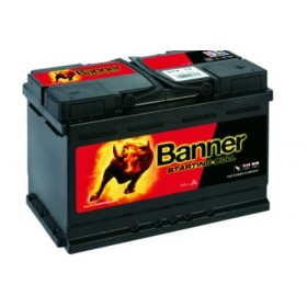 Banner 096 12v 72Ah 640CCA Car Battery (572 12) (096)