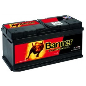 Banner 017 12v 88Ah 660CCA Car Battery 58820