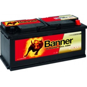 Banner 020 12v 105Ah 9500CCA Stop/Start AGM Car Battery ( 595 33) (020AGM)