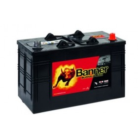 Banner 61011 12v 110Ah Commercial Vehicle Battery (663FLHD)