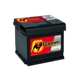 Banner 012 12v 50Ah 450CCA Car Battery P5003 079