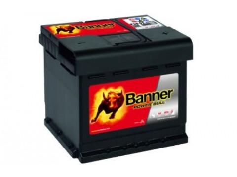 Banner 012 12v 50Ah 450CCA Car Battery P5003 079