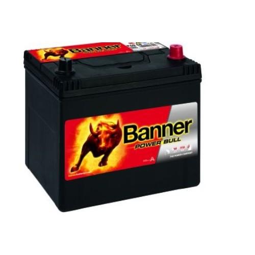 banner 005l 12v 60ah 480cca car battery p60 68 005. Black Bedroom Furniture Sets. Home Design Ideas