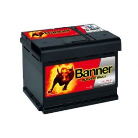 Banner 027 12v 62Ah 540CCA Car Battery (P62 19) (027)