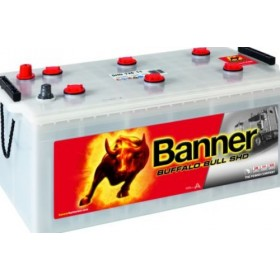 Banner SHD 725 11 12v 225Ah Commercial Vehicle Battery (632)
