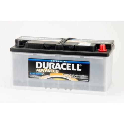 110ah I1 Car Battery , Duracell Da110 Heavy Duty Cheap