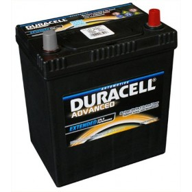 Duracell DA40B Advanced Car Battery (054H)