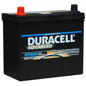 Duracell DA45L Advanced Car Battery (057)