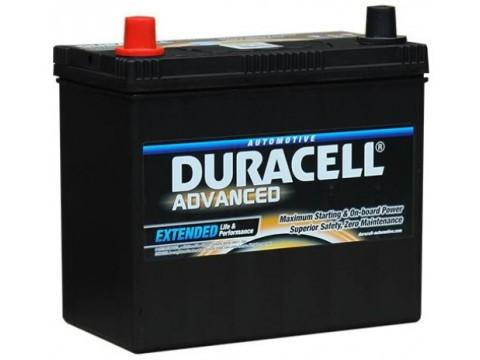 Duracell DA45L Advanced Car Battery (057)