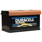 Duracell DA80 Advanced Car Battery (110)