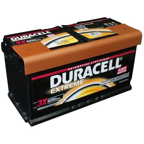 Duracell DE92 AGM Extreme Start