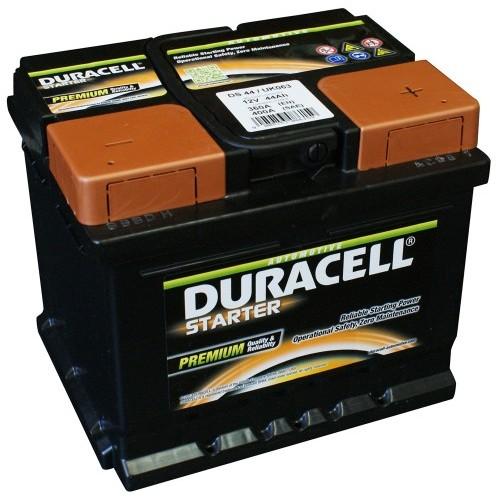 Duracell DS44 Starter Car Battery (063
