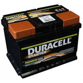 Duracell DS55 Starter Car Battery (065)