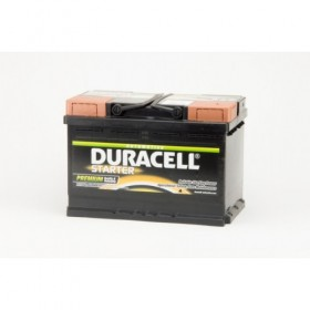 Duracell DS72 Starter Car Battery (096)