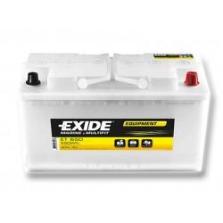 Exide ET650 Equipment (017/019) Exide Leisure