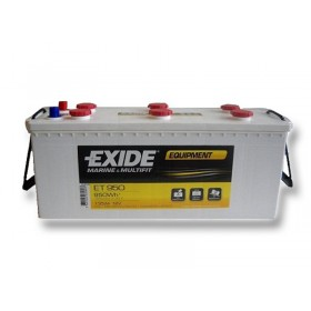 Exide ET950 Equipment (627) Exide Leisure