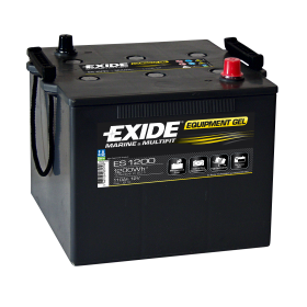 Exide ES1200 Gel (6TN) Exide Industrial