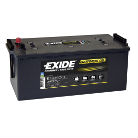 Exide ES2400 Gel (625) Exide Leisure